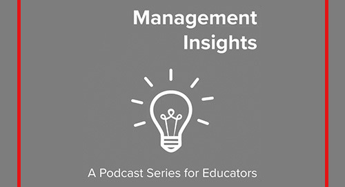 Management Insights Podcast: Managing Stress in Your Personal and Professional Life