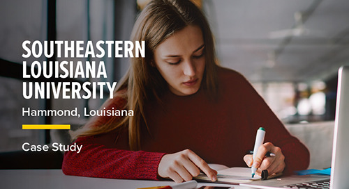 Southeastern Louisiana University Connect Master Case Study