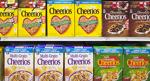 General Mills Plans to Restructure and Downsize | September 2021
