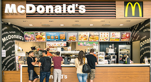 McDonald's Links Executive Pay to Diversity Goals | October 2021