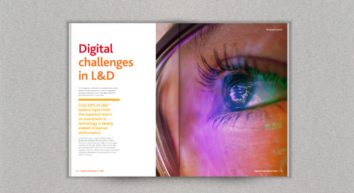 The Digital Opportunity: Striking the digital balance for better learning experiences