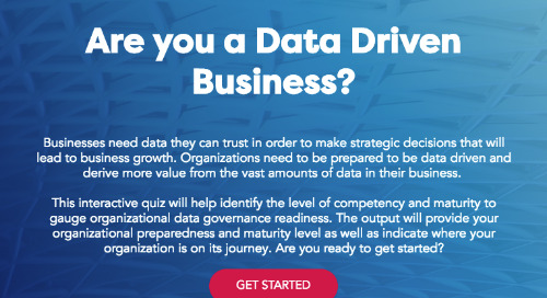 Are You A Data Driven Business? Take The Assessment