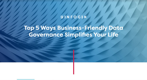 Top 5 Ways Business-Friendly Data Governance Simplifies Your Life
