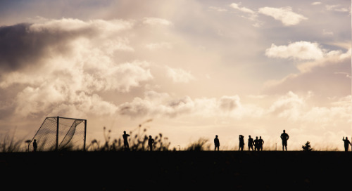 How soccer can unite the world