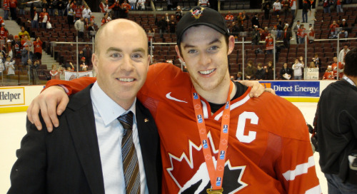 Q&A with Dr. Ian Auld, Head Physician for the Calgary Flames