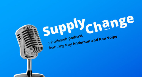 Welcome to Supply Change, our new podcast on the future of the supply chain