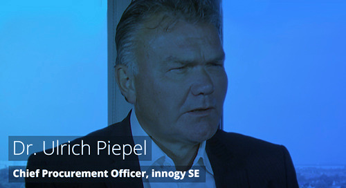 Meet the changemakers: Dr. Ulrich Piepel, Chief Procurement Officer, innogy SE