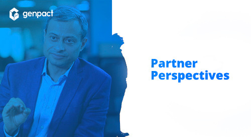 Partner Perspectives: Ahmed Mazhari, Chief Growth Officer at Genpact