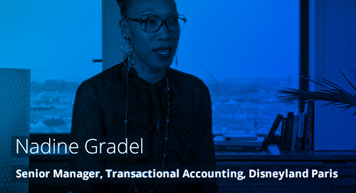 Meet the changemakers: Nadine Gradel, Senior Manager, Transactional Accounting, Disneyland Paris