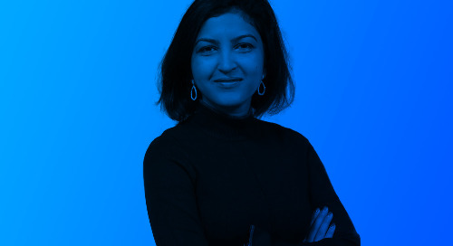 Tradeshift's Sarika Garg is recognized as one of the top 50 women leaders in SaaS