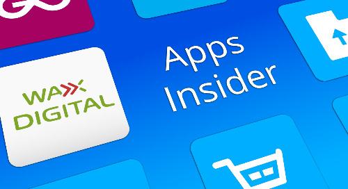 Apps Insider: Wax Digital