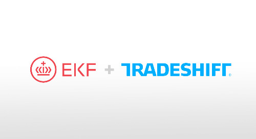 Tradeshift and the Danish Export Credit Agency unlock $55 billion for supply chains