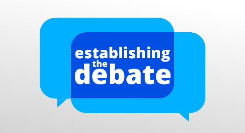 Establishing 'The Debate': is true sustainability suddenly within reach?