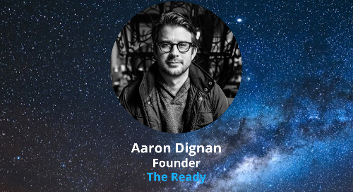Paradigm Shift week 4 video: Brave New Work with Aaron Dignan