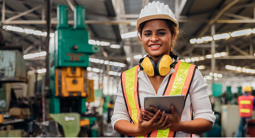Tradeshift in Action: Assisting With Recovery in the Manufacturing Industry