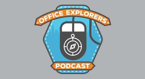 Office Explorers Episode 001 - M365 with Jim Banach
