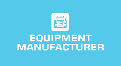 Equipment Manufacturer Case Study