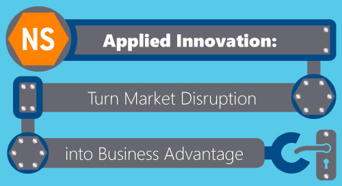 Applied Innovation: Turn Market Disruption into Business Advantage