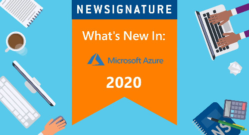 What's New in Azure 2020