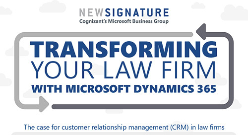 Transforming Your Law Firm with Dynamics 365