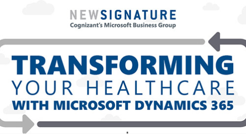 Transforming Your Healthcare with Microsoft Dynamics 365