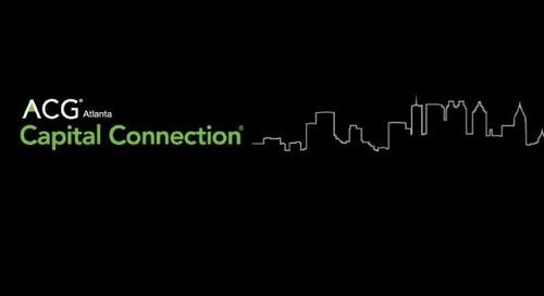 Atlanta ACG Capital Connection, Feb 5-7, 2019