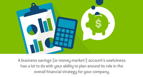 How to use a business savings account to your advantage