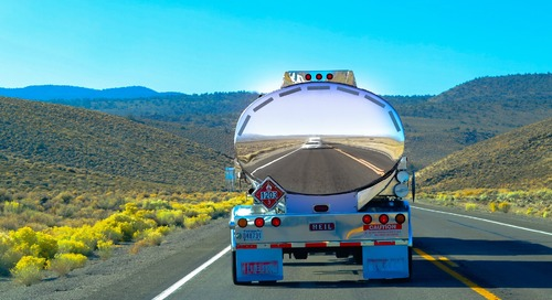 Trucking Company in California Chooses TAB Bank for a $1.675 Million Revolving Credit Facility