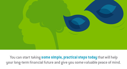 How you can start long-term financial planning today