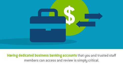 How do personal and business banking accounts differ?