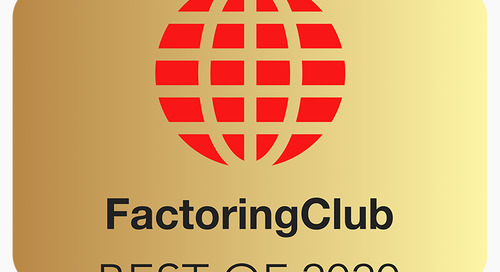 TAB Bank has been named one of the best Factoring Companies by FactoringClub