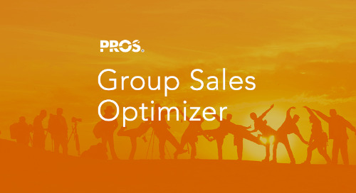 Group Sales Optimizer Technical Brochure