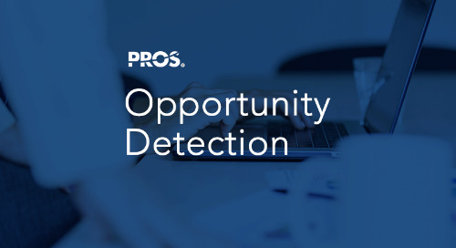 Opportunity Detection Solution Guide