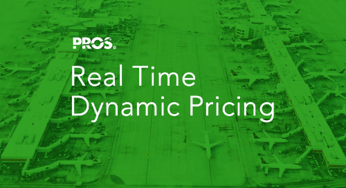 PROS Real Time Dynamic Pricing Solution Guide