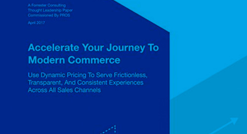 Accelerate Your Journey to Modern Commerce
