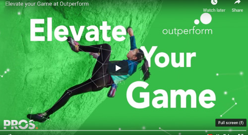 Elevate your Game at Outperform