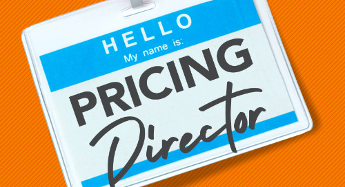 The 2019 Conference for Pricing Leaders