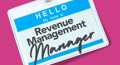 The 2019 Conference for Revenue Management Leaders