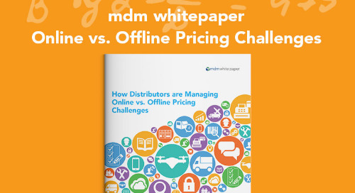 How Distributors are Managing Online vs. Offline Pricing Challenges