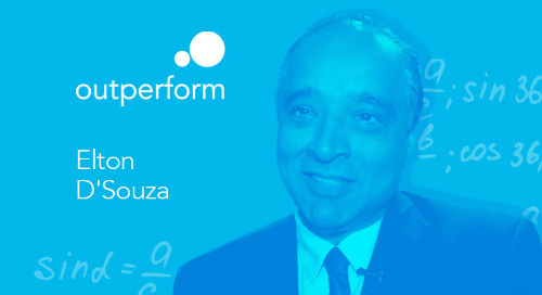 Outperform 2019 | Using AI to Personalize the Offer