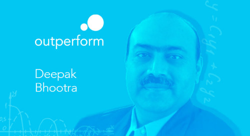 Outperform 2019 | Applying Data Science to Pricing to Achieve Growth