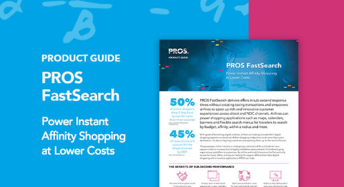 PROS FastSearch Product Guide