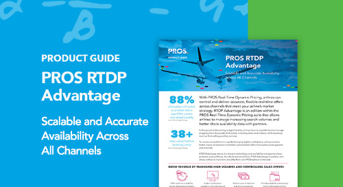 PROS RTDP Advantage Product Guide