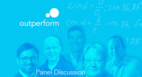 Outperform 2019 | Panel: AI and the Future of the Airline Industry