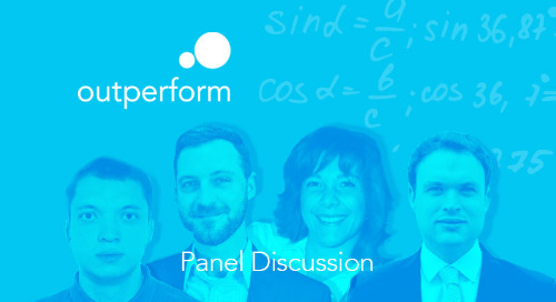 Outperform 2019 | Panel: RM for the Future, A Leadership Perspective