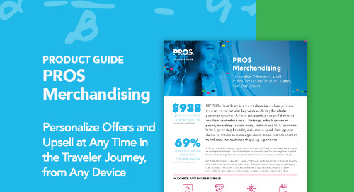 PROS Merchandising Product Guide