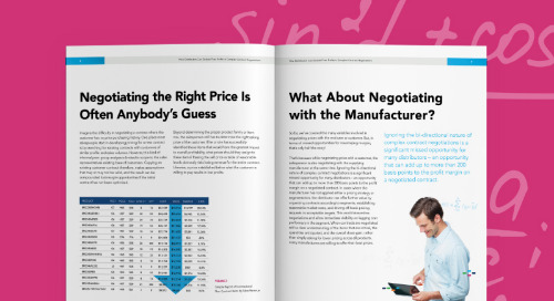 How Industrial Distributors Can Double their Profits in Complex Contract Negotiations