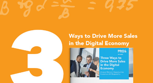 3 Opportunities to Drive More Sales: Uncover Relevant Opportunities Customers Will Respond To