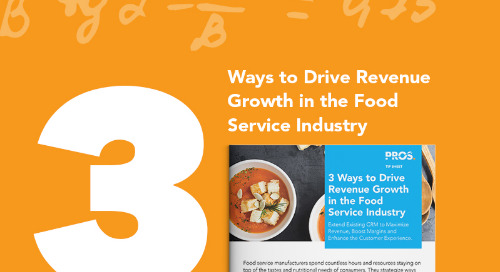 3 Ways to Drive Revenue Growth in the Food Service Industry