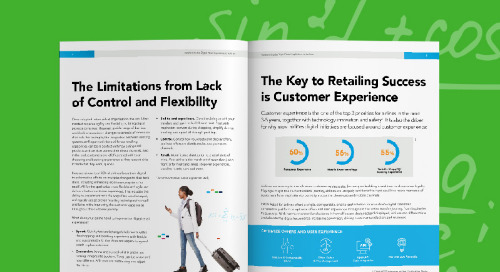 PROS Retail: Transforming the Digital Retail Experience for Airlines